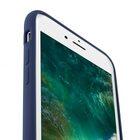 """Melkco Aqua Silicone Case for Apple iPhone 7 / 8 (4.7"""") – ( Dark Blue )"""