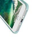 "Melkco Aqua Silicone Case for Apple iPhone 7 / 8 (4.7"") – ( Light Green )"