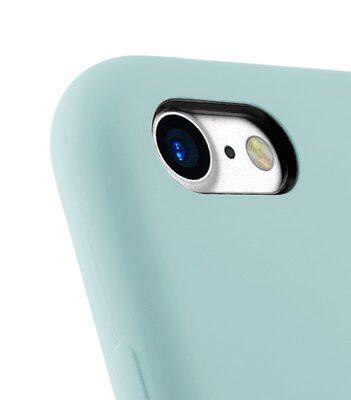 "Melkco Aqua Silicone Case for Apple iPhone 7 / 8 (4.7"") - ( Light Green )"