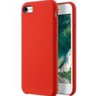 "Melkco Aqua Silicone Case for Apple iPhone 7 / 8 (4.7"") – ( Red )"