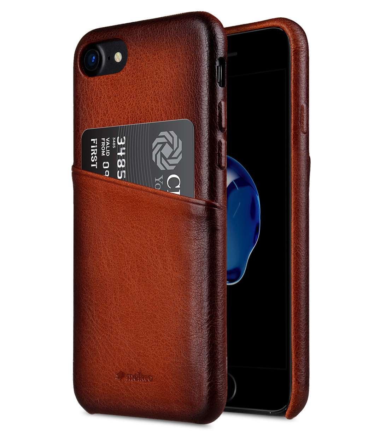 Elite Series Premium Leather Case For Apple Iphone 7 8