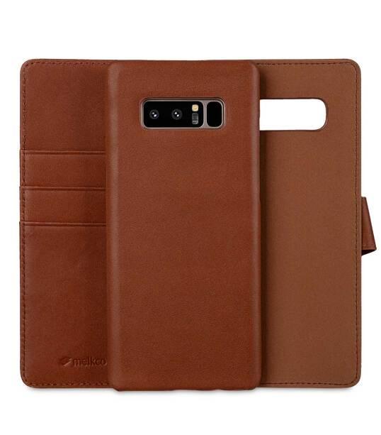 Premium Leather Detachable Slim Case For Samsung Galaxy
