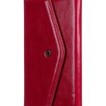 "Melkco Italian Premium Cow Leather Folio Series Book Case for Apple iPhone 6s / 6 (4.7"") - (Oliver Pink)"