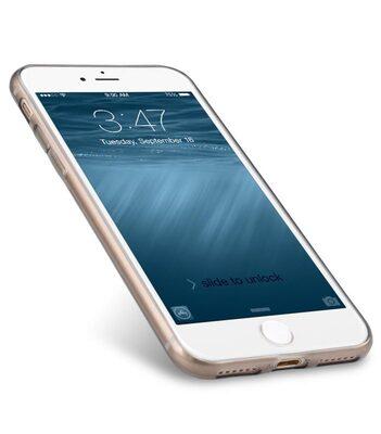 "Melkco Superlim TPU Case for Apple iPhone 7 / 8 (4.7"") - (Transparent Grey)"