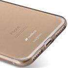 "Melkco Superlim TPU Case for Apple iPhone 7 / 8 (4.7"") – (Transparent Grey)"
