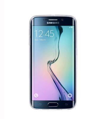 Melkco PolyUltima Cases for Samsung Galaxy S6 Edge - Transparent
