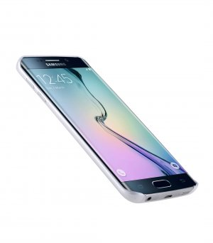 Melkco Air PP Cases for Samsung Galaxy S6 Edge - Transparent