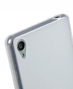 Melkco Poly Jacket TPU Cases for Sony Xperia Z3 (Transparent Mat)