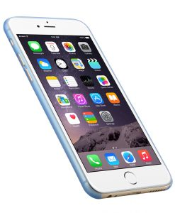 """Melkco Air PP for Apple iPhone 6 (4.7"""") (Solid Blue)"""