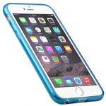 "Melkco PolyUltima Cases for Apple iPhone 6 (4.7"") - Transparent Blue"