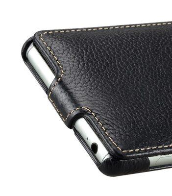 Melkco Premium Leather Case for Sony Xperia Z3 D6653 - Jacka Type (Black LC)