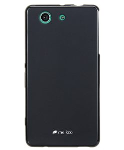 Melkco Poly Jacket TPU for Sony Xperia Z3 Mini - Black Mat