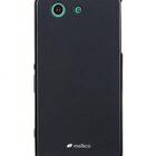 Melkco Poly Jacket TPU for Sony Xperia Z3 Mini – Black Mat