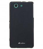Poly Jacket TPU for Sony Xperia Z3 Mini - Black Mat