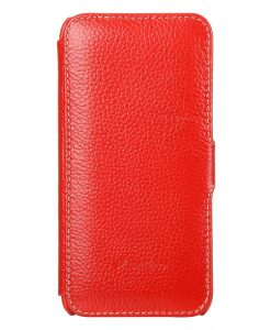 "Melkco Premium Leather Cases for Apple iPhone 6 (4.7"") - Booka Type (Red LC)"