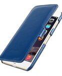 "Melkco Premium Leather Cases for Apple iPhone 6 (5.5"") - Booka Type (Dark Blue LC)"