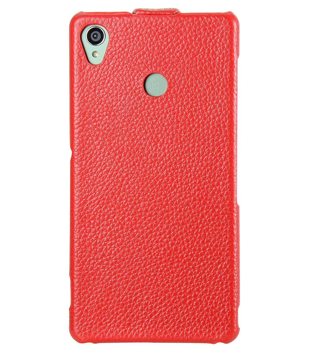 Melkco Premium Leather Case for Sony Xperia Z3 D6653 - Jacka Type (Red LC)