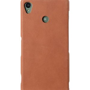Melkco Premium Leather Cases for Sony Xperia Z3 D6653 - Jacka Type (Classic Vintage Brown)