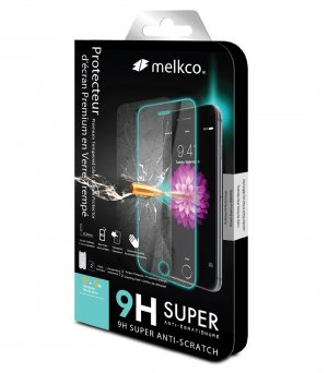 Melkco Tempered Glass Screen protector for Huawei P9 Lite - Crystal Clear