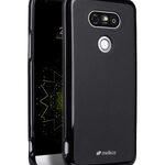 Melkco Polyjacket TPU case for LG Optimus G5 - Black Mat