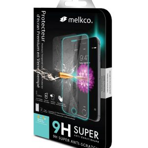 Melkco 0.2mm Tempered Glass Screen Protector for LG G5 - Crystal Clear