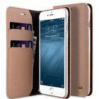 Melkco Fashion  Cocktail Series Slim Flip Case for Apple iPhone 7 Plus –  (Beige )