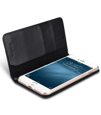 Melkco Fashion Cocktail Series slim Filp Case for Apple iPhone 7 Plus(5.5') (Italian Black)