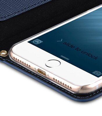 Melkco Fashion Cocktail Series slim Filp Case for Apple iPhone 7 Plus(5.5') (Navy)