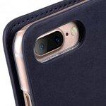 Melkco Fashion Cocktail Series slim Filp Case for Apple iPhone 7 Plus(5.5') (Italian Navy)