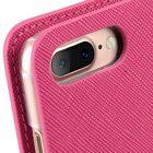 Melkco Fashion Cocktail Series slim Filp Case for Apple iPhone 7 Plus(5.5') (Peach)