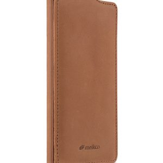 Melkco Jacka Series Premium Leather Case for Sony Xperia XZ - Jacka Type (Classic Vintage Brown)