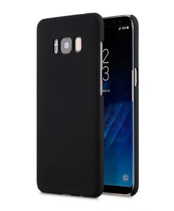 Melkco Rubberized PC Cover for SAMSUNG GALAXY S8 -Black (Without screen protector)