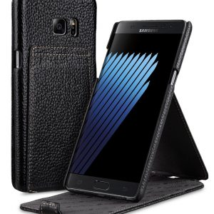 Premium Leather Case for Samsung Galaxy Note 7 - Jacka Stand Type
