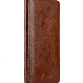 Melkco Jacka Series Crazy Horse PU Leather Jacka Type Case for Huawei Mate 9 – ( Brown CH )