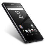 Melkco Poly Jacket TPU (Ver.3) for Sony Xperia Z5 - Black Mat