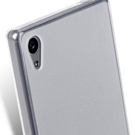 Melkco Poly Jacket TPU (Ver.3) for Sony Xperia Z5 – Transparent Mat
