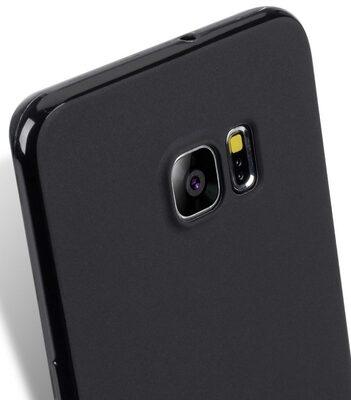 Melkco Poly Jacket TPU case for Samsung Galaxy S6 Edge Plus – Black Mat