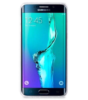 Melkco Poly Jacket TPU case for Samsung Galaxy S6 Edge Plus – Transparent Mat