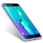 Melkco Poly Jacket TPU case for Samsung Galaxy S6 Edge Plus – Pearl Purple