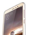 Melkco Poly Jacket TPU Case for Xiaomi Redmi Note 3- Transparent Mat