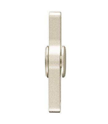 i-mee Beads Dual-Bar Aluminum Alloy Fidget Spinner - (Gold)