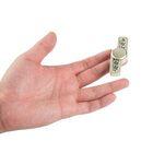 i-mee Beads Dual-Bar Aluminum Alloy Fidget Spinner – (Gold)