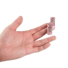 i-mee Beads Dual-Bar Aluminum Alloy Fidget Spinner – (Rose Gold)
