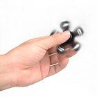 i-mee Steel Balls Five-Bar Fidget Spinner – (Black)