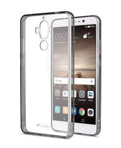 PolyUltima Case for Huawei Mate 9 - (Transparent Black)