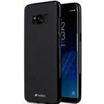 Poly Jacket TPU Case for Samsung Galaxy S8 Plus - (Black Mat)