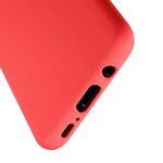 Melkco Aqua Silicone Case for Samsung Galaxy S8 Plus - ( Red )