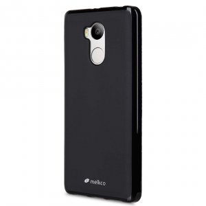 Poly Jacket TPU Case for Xiaomi Redmi 4 Pro - (Black Mat)