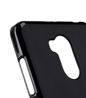 Poly Jacket TPU Case for Xiaomi Redmi 4 Pro - (Black Mat)