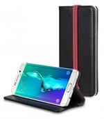 PU Case for Samsung Galaxy S6 Edge Plus - Slim Tick Type